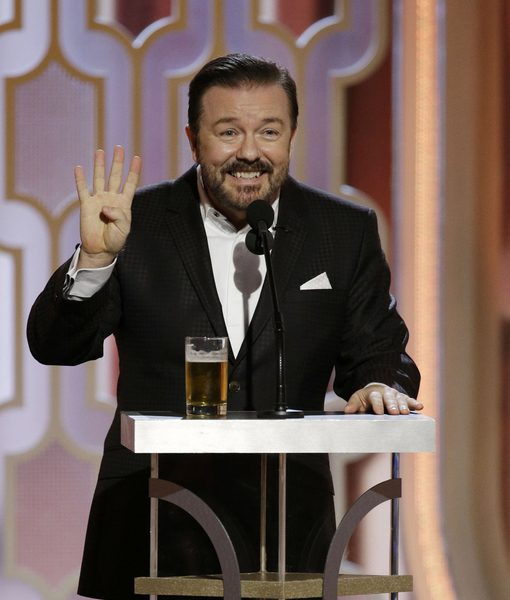 Ricky Gervais Gets His Own Sirius Show