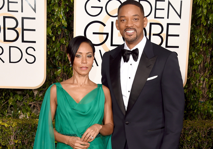 Will Smith and Jada Pinkett Smith Offer Their Best Advice for a Successful Marriage