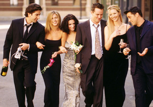 "Did Any Members of the ""Friends"" Cast Sleep Together?"