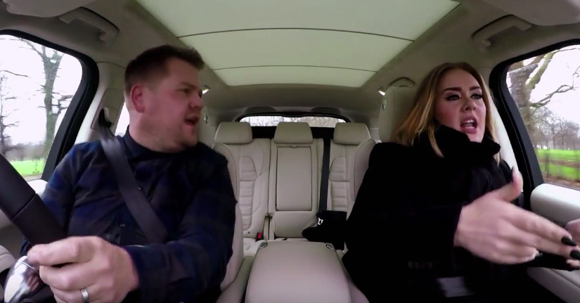 adele-carpool