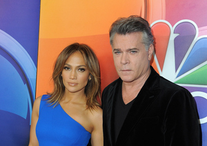 Ray Liotta Is Totally Fine with Jennifer Lopez Dancing Around Him