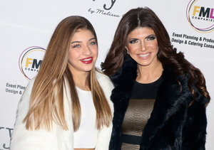Teresa Giudice Glams Up at First Public Appearance After Release from Prison