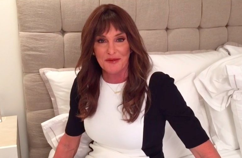 Caitlyn Jenner's New Year's Resolutions