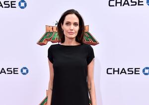 Beautiful Angelina Jolie Talks Family at 'Kung Fu Panda 3' Premiere