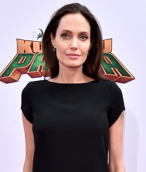 Rumor Bust! Angelina Jolie Not Hospitalized