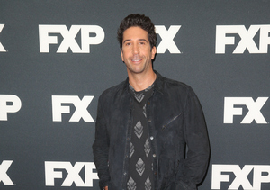 David Schwimmer Talks 'Friends' Reunion, Explains Why He Didn't Pick…