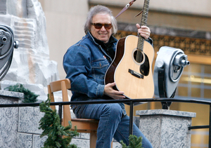 'American Pie' Singer Don McLean Arrested for Domestic Violence