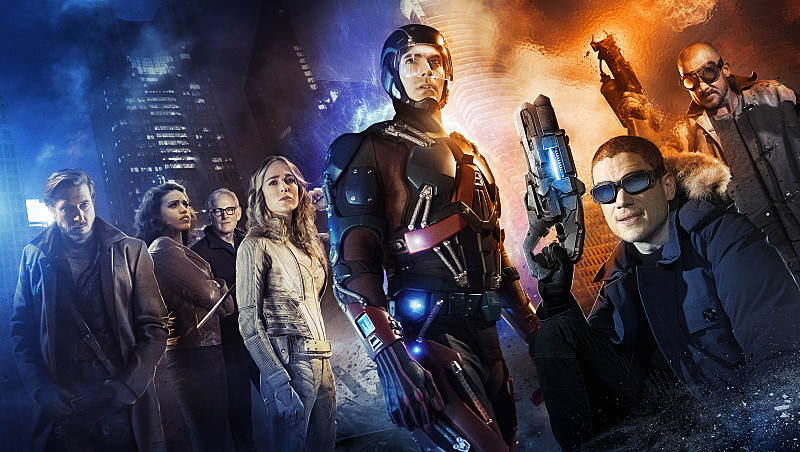 The 'Legends of Tomorrow' Cast Dishes on Their Characters and the New Show
