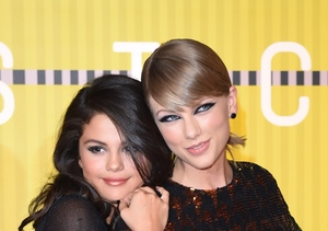 Taylor Swift & Selena Gomez Go Makeup-Free for Gym Workout