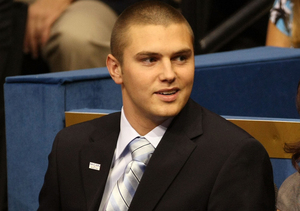 Sarah Palin's Son Track Arrested for Domestic Violence