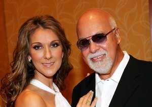 Heartbreaking Photos of Céline Dion at René Angélil Viewing in Montreal