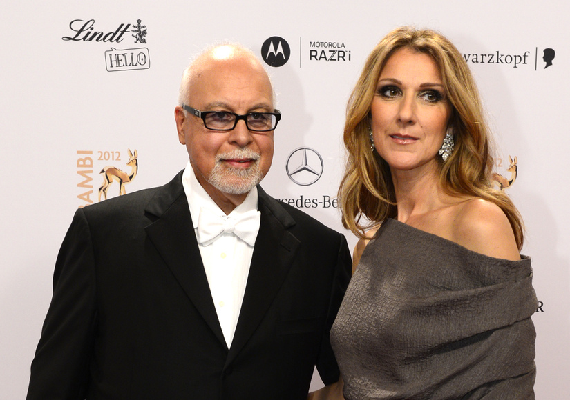 Céline Dion Spotted For First Time Since René Angélil's Death