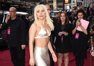 Watch Lady Gaga Perform 'Til It Happens to You'!