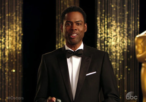 Chris Rock Will Stay on as Oscars Host