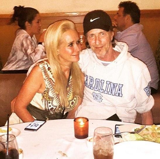 Kim Richards' Ex-Husband Monty Brinson Dead at 58