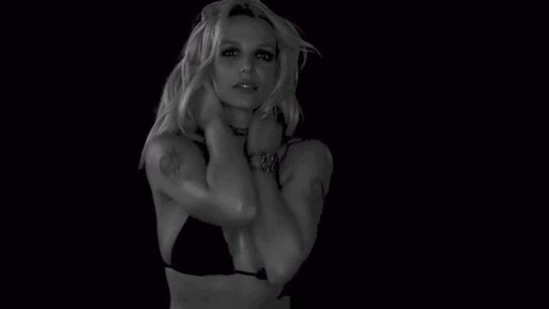 Britney Spears Flaunts Killer Bikini Body in New Video Teasers