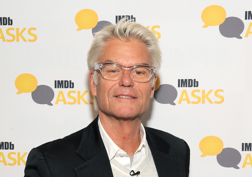 Harry Hamlin Jokes About Threatening Lisa Rinna with Divorce