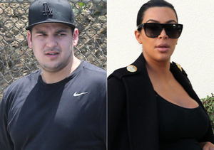 Rob Kardashian's Disturbing Kim K Instagram Explained