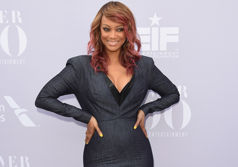 Tyra Banks & Erik Asla Welcome Baby Boy