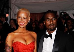 Kanye West Responds to Amber Rose's Epic Tweet