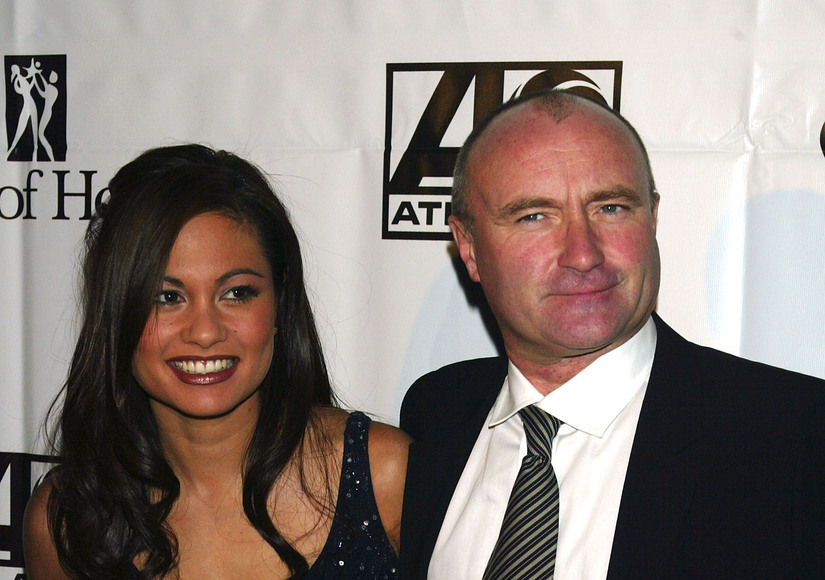 Phil Collins & Third Wife Orianne Back Together