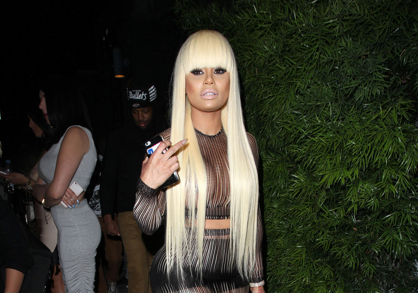 Blac Chyna Arrested in Austin