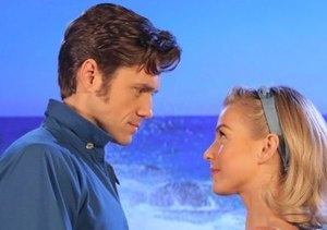 Rain Is the Word, But Tonight's 'Grease: Live' Will Go On