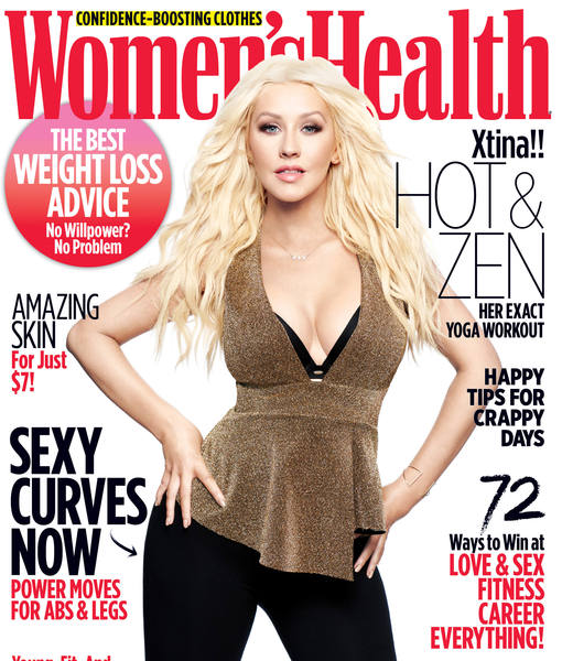 Christina Aguilera Sounds-Off on the Pressures of Motherhood