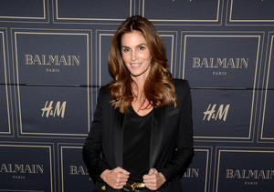 Cindy Crawford Opens Up on Aging
