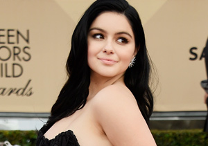 Ariel Winter Purposefully Revealed Her Breast Reduction Scars on Red Carpet