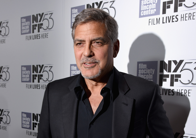 George Clooney Takes on Diversity in Hollywood