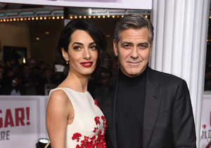 How George Clooney & Pregnant Wife Amal Are 'More…