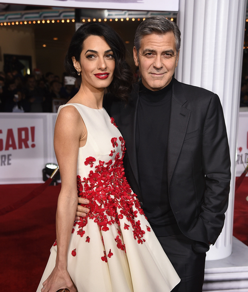 How George Clooney & Pregnant Wife Amal Are 'More Responsible'…