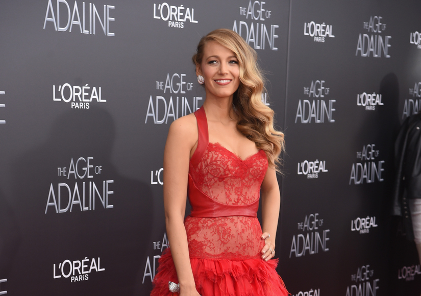 Why We're All Obsessed with Blake Lively's Shoe Closet