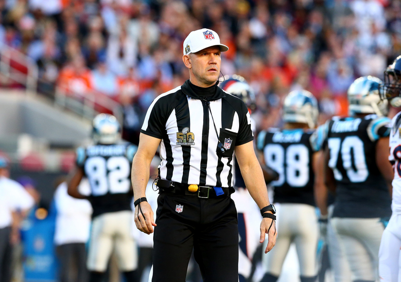 Who Was That Hot Ref at the Super Bowl  Meet Clete Blakeman ... 860d433d1