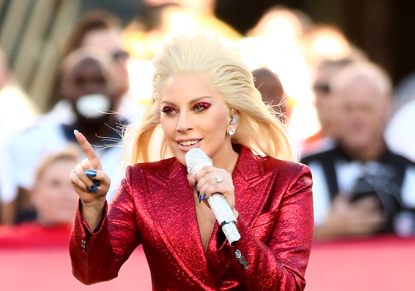 Lady Gaga on Her Super Bowl Performance: 'I Just Sang from My Heart'…