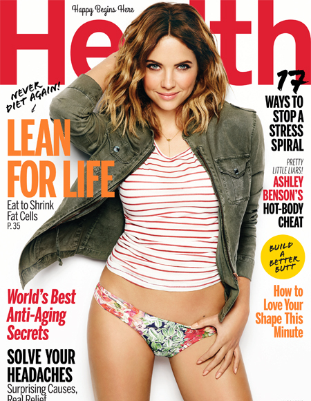 Ashley Benson Reveals What She's Looking for in a Guy and Why She Doesn't Like…