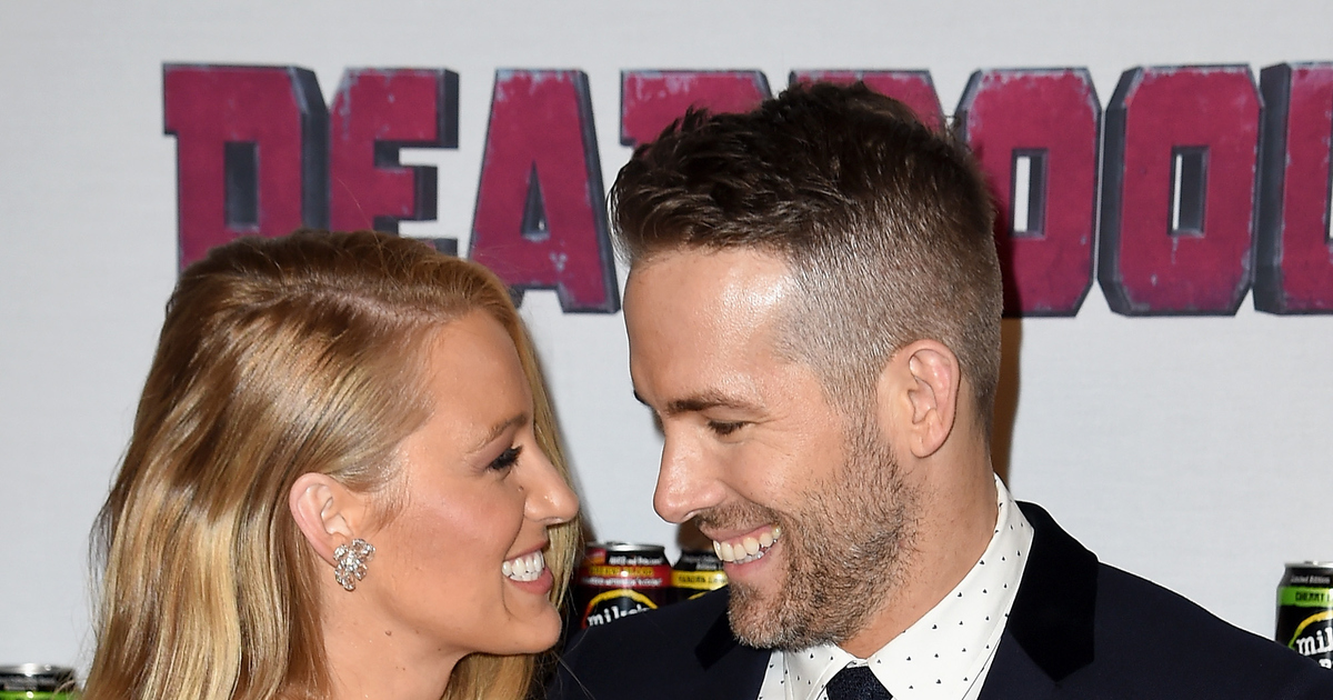 Ryan Reynolds Doesnt Mind Blake Lively Kissing Other Actors On Screen