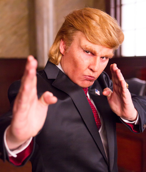 Johnny Depp Is Completely Unrecognizable as Donald Trump in Funny or Die Movie — Watch!