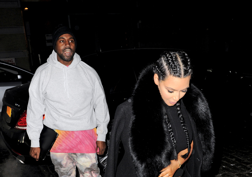 Rumor Bust! Kim Kardashian & Kanye West Are Not Getting Divorced