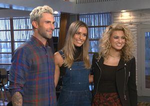 'The Voice': Tori Kelly Joins Team Adam Levine as Advisor