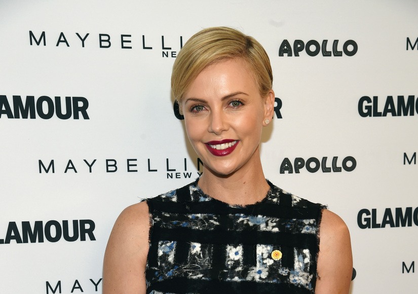 Charlize Theron Supports Youth As WE Day California Co-Chair