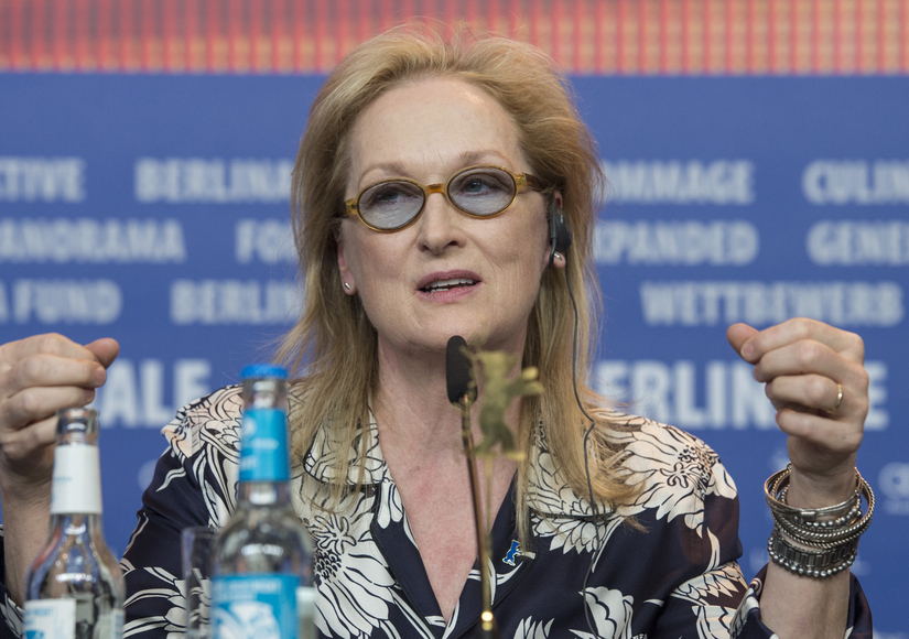 Updated: Meryl Streep's Diversity Response Taken Out of Context