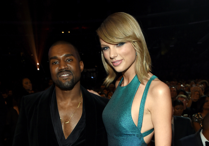 Taylor Swift and Kanye West's Feud History Retold