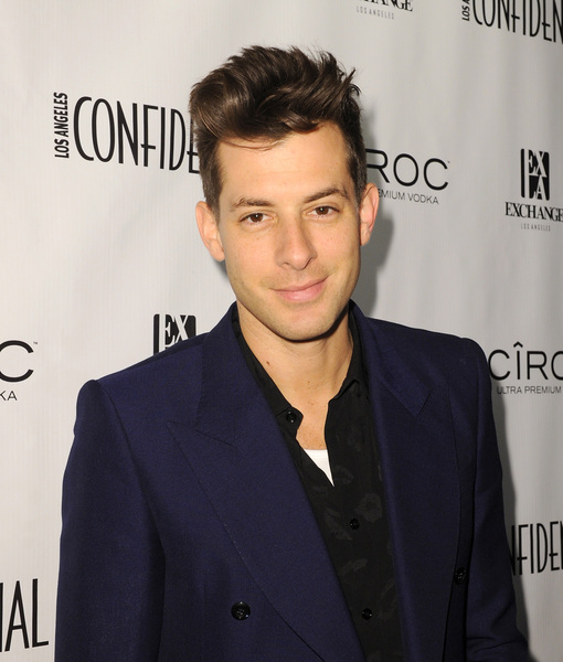 Mark Ronson Celebrates Los Angeles Confidential Cover