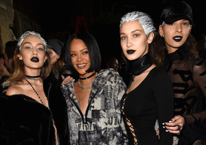 Rihanna Enlists Famous Friends for Her New Line