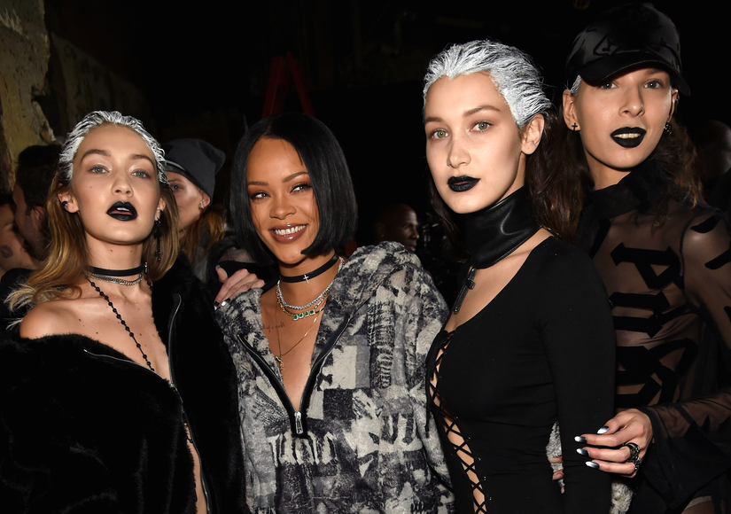 Rihanna Unveils Her Fenty x Puma Line at NYFW with A-List Models