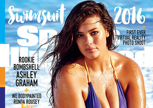 Ashley Graham, Hailey Clauson & Ronda Rousey Cover Sports Illustrated