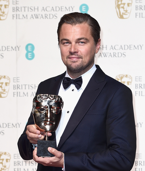Leonardo DiCaprio and 'The Revenant' Dominate the BAFTAs