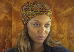 Tyra Banks Shows Off Newborn Son for the First Time